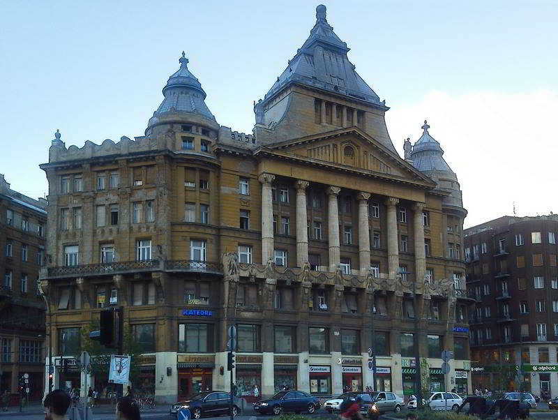 Anker Palast in Budapest