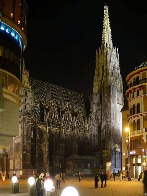 Auenlandschaft In Wien